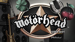 Motorhead Video Slot