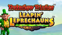 Rainbow Riches Leapin'Leprechauns